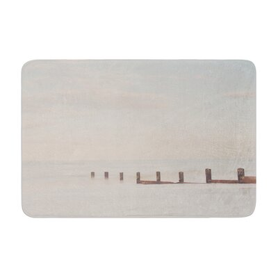 Laura Evans the Rising Tide Memory Foam Bath Rug