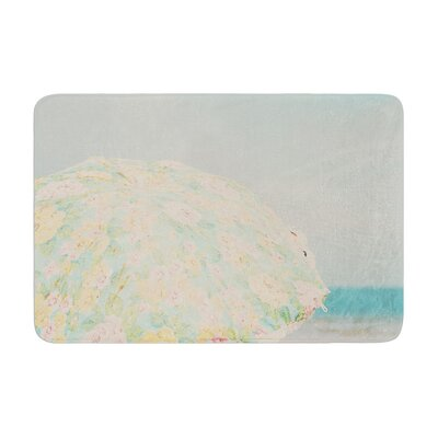 Laura Evans a Summer Afternoon Memory Foam Bath Rug
