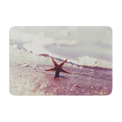 Libertad Leal You are a Star Memory Foam Bath Rug