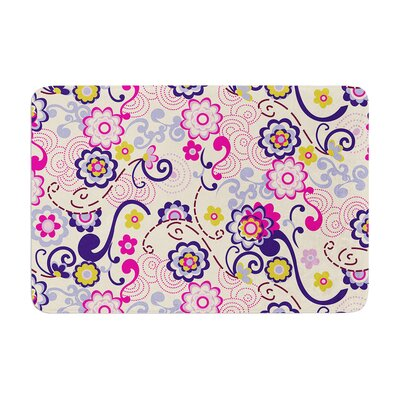 Louise Machado Arabesque Memory Foam Bath Rug