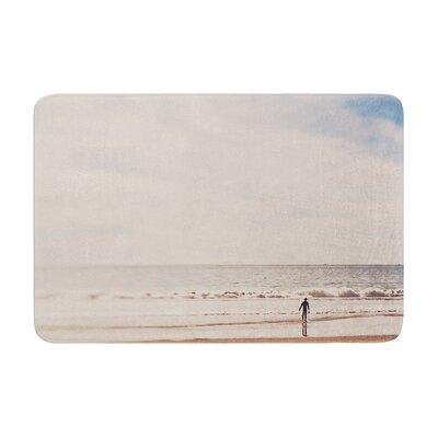 Myan Soffia Ritual Beach Sand Memory Foam Bath Rug