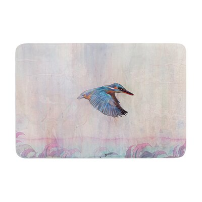 Mat Miller Terror from Above Memory Foam Bath Rug