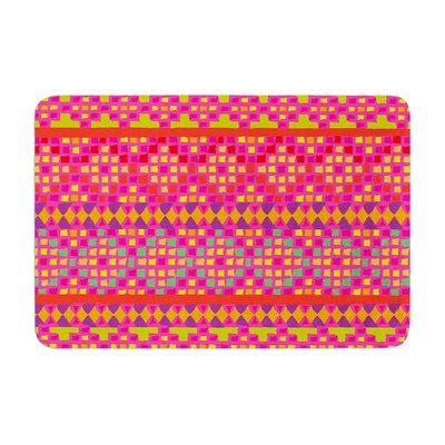 Nika Martinez Mexicalli Memory Foam Bath Rug