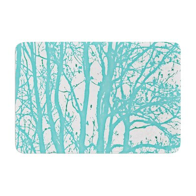 Monika Strigel Trees Memory Foam Bath Rug