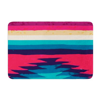 Nika Martinez Surf Memory Foam Bath Rug