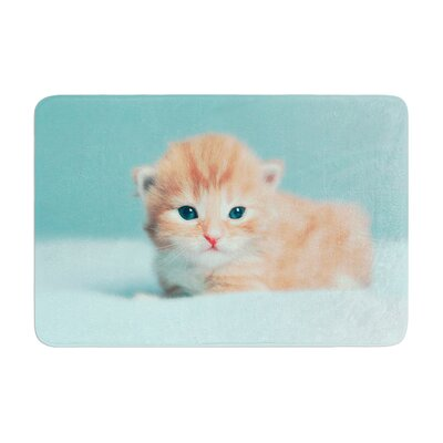 Monika Strigel Dreamcat Memory Foam Bath Rug