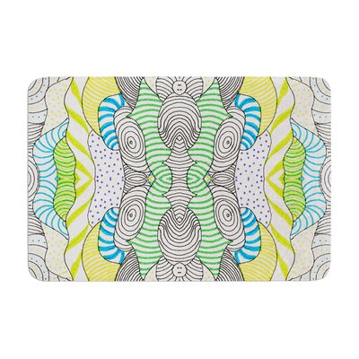 Monika Strigel Wormland Memory Foam Bath Rug