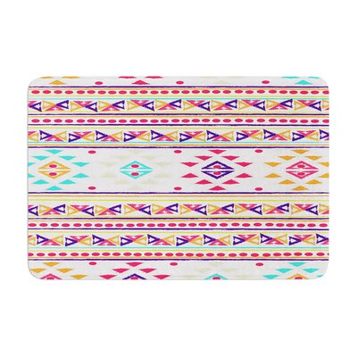 Nika Martinez Aylen Tribal Memory Foam Bath Rug