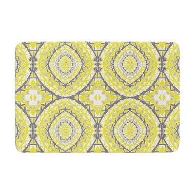 Miranda Mol Tessellation Memory Foam Bath Rug