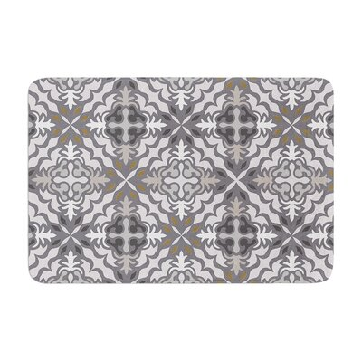 Miranda Mol Let it Snow Memory Foam Bath Rug