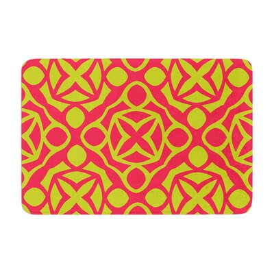 Miranda Mol Holiday Memory Foam Bath Rug