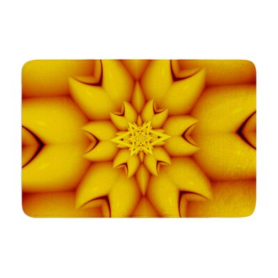 Michael Sussna Citrus Star Memory Foam Bath Rug