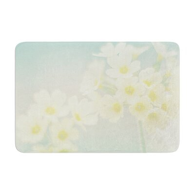 Monika Strigel Happy Spring Memory Foam Bath Rug