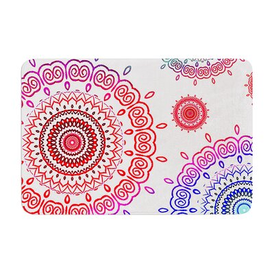 Monika Strigel Infinity Memory Foam Bath Rug