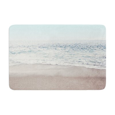 Monika Strigel the Sea Coastal Memory Foam Bath Rug