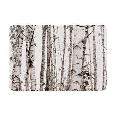 Monika Strigel Birchwood Forest Memory Foam Bath Rug