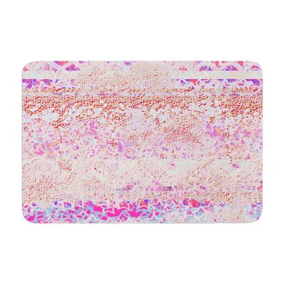 Marianna Tankelevich Broken Pattern Memory Foam Bath Rug