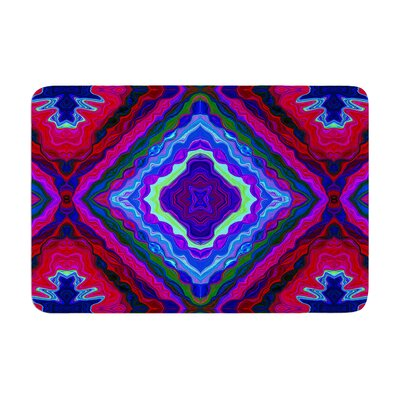 Nina May Kilim Memory Foam Bath Rug