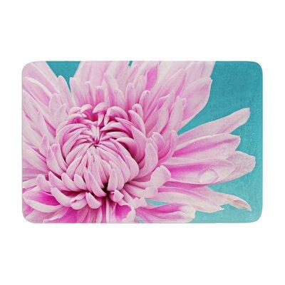 Nastasia Cook Dream Flower Memory Foam Bath Rug