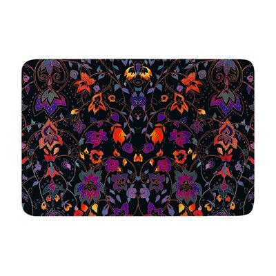 Nikki Strange Bali Tapestry Memory Foam Bath Rug