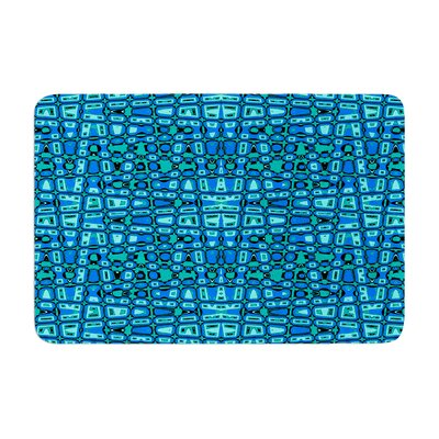 Nina May Memory Foam Bath Rug