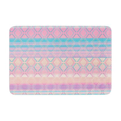 Nina May Denin and Diam New Mexico Memory Foam Bath Rug