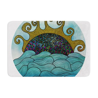 Pom Graphic Design Oceania Memory Foam Bath Rug