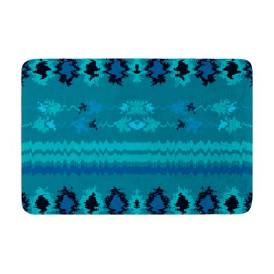 Nina May Nava Tribal Memory Foam Bath Rug