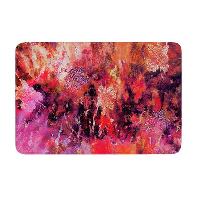 Nikki Strange Indian City Memory Foam Bath Rug