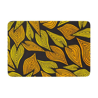 Pom Graphic Design Autumn II Memory Foam Bath Rug