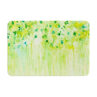 Rosie April Showers Memory Foam Bath Rug