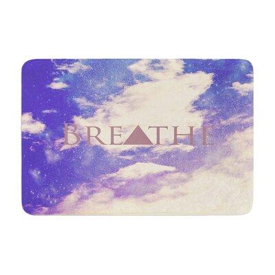 Rachel Burbee Breathe Memory Foam Bath Rug