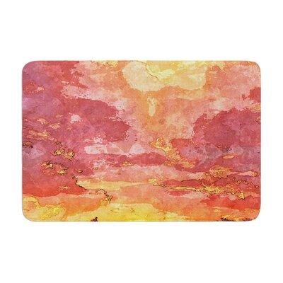 Oriana Cordero Horizon Sky Memory Foam Bath Rug