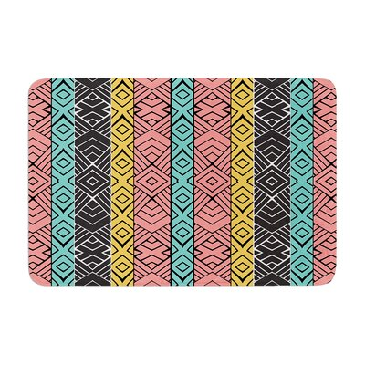Pom Graphic Design Artisian Memory Foam Bath Rug