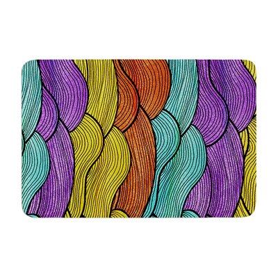 Pom Graphic Design Textiles Memory Foam Bath Rug