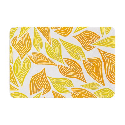 Pom Graphic Design Autumn Memory Foam Bath Rug
