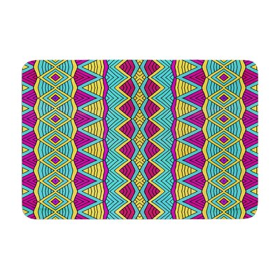 Pom Graphic Design Tribal Soul II Memory Foam Bath Rug