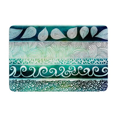 Pom Graphic Design Dreamy Tribal Memory Foam Bath Rug