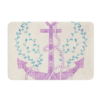 Pom Graphic Design Tribal Nautica II Memory Foam Bath Rug