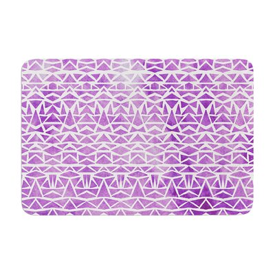 Pom Graphic Design Tribal Mosaic Memory Foam Bath Rug