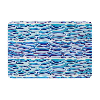 Pom Graphic Design the High Sea Memory Foam Bath Rug