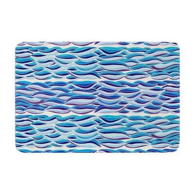 Pom Graphic Design the High Sea Memory Foam Bath Rug