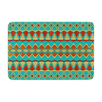 Pom Graphic Design Tribal Soul Memory Foam Bath Rug