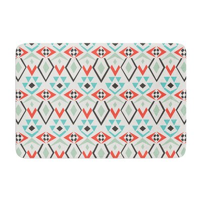 Pom Graphic Design Tribal Marrakech Memory Foam Bath Rug