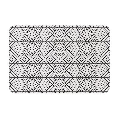 Pom Graphic Design Tribal Expression Memory Foam Bath Rug