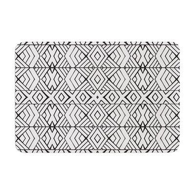 Pom Graphic Design Tribal Expression Memory Foam Bath Rug