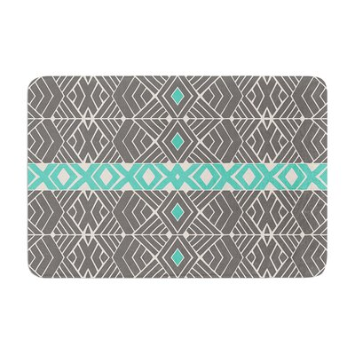 Pom Graphic Design Going Tribal Memory Foam Bath Rug