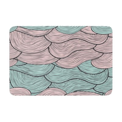 Pom Graphic Design Summerlicious Memory Foam Bath Rug