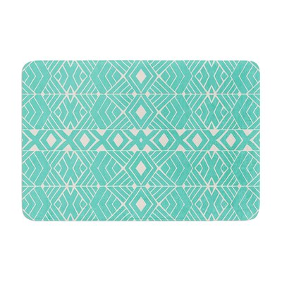Pom Graphic Design Going Native Memory Foam Bath Rug