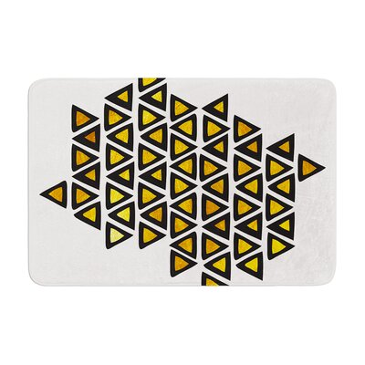 Pom Graphic Design Inca Tribe Memory Foam Bath Rug